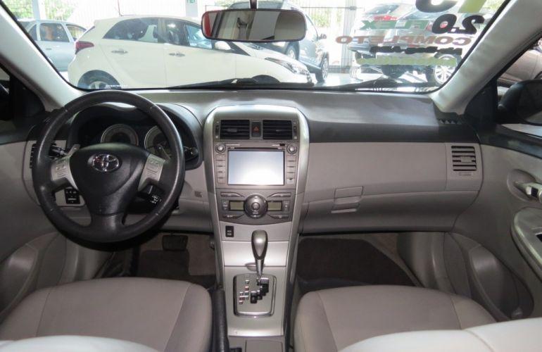 Toyota Corolla 1.8 Dual VVT GLi Multi-Drive (Flex) - Foto #7