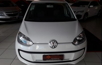Volkswagen Up! 1.0 12v E-Flex take up! 4p - Foto #3