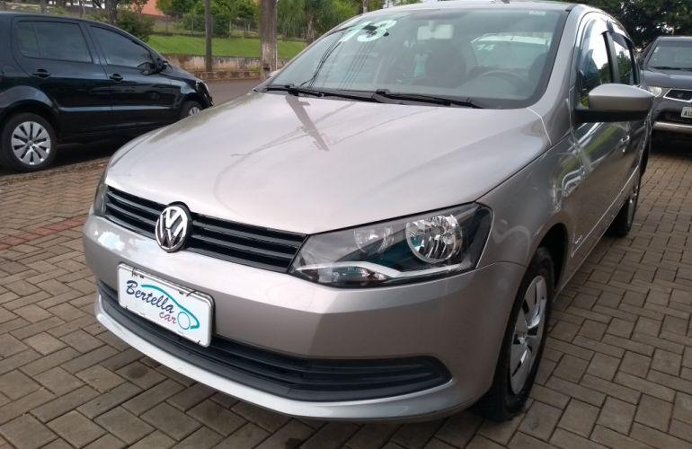 Volkswagen Voyage (G6) 1.6 VHT Total Flex - Foto #3