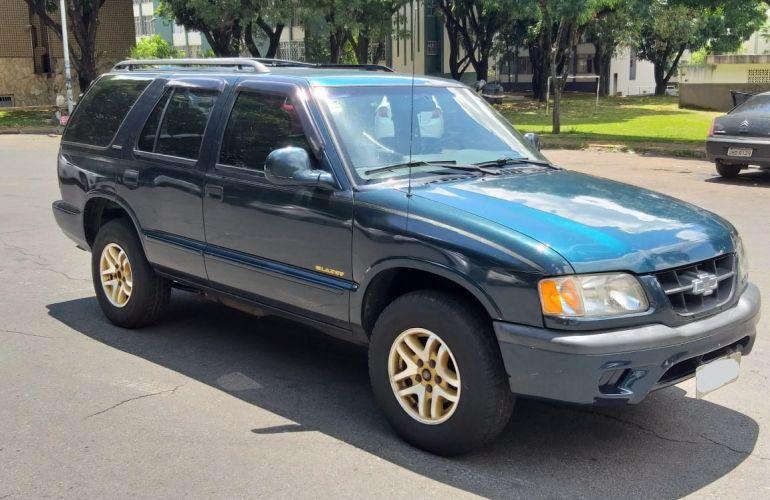Chevrolet Blazer DLX Executive 4x2 4.3 SFi V6 (nova série) (Aut) - Foto #7