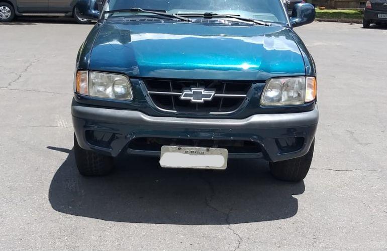 Chevrolet Blazer DLX Executive 4x2 4.3 SFi V6 (nova série) (Aut) - Foto #8