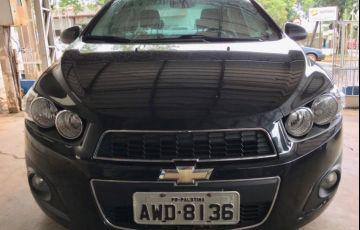 Chevrolet Sonic Sedan LTZ (Aut)