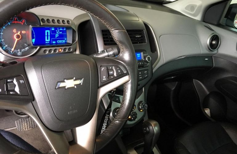 Chevrolet Sonic Sedan LTZ (Aut) - Foto #6