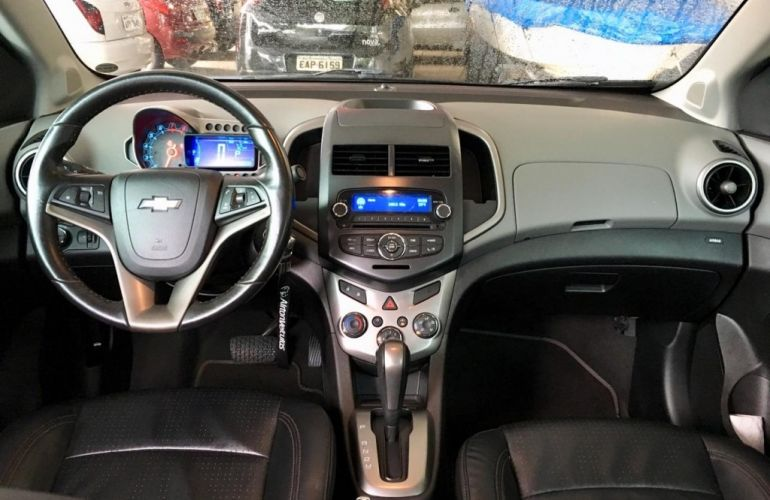 Chevrolet Sonic Sedan LTZ (Aut) - Foto #8