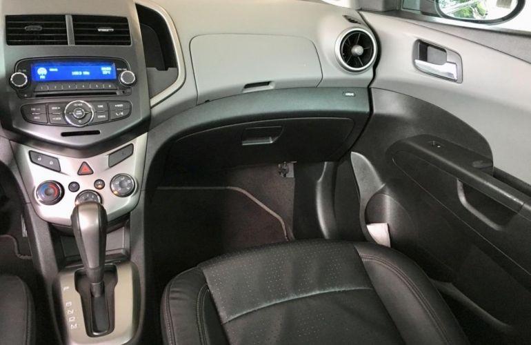 Chevrolet Sonic Sedan LTZ (Aut) - Foto #9