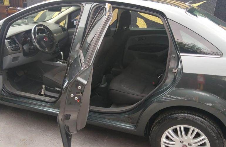 Fiat Linea Essence 1.8 16V Dualogic (Flex) - Foto #7