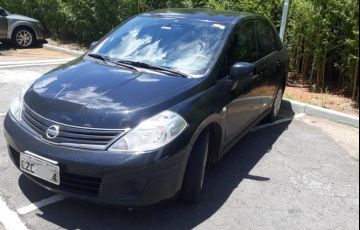 Nissan Tiida Sedan 1.8 16V (Flex)