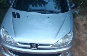 Peugeot 206 Hatch. Moonlight 1.4 8V (flex) - Foto #1