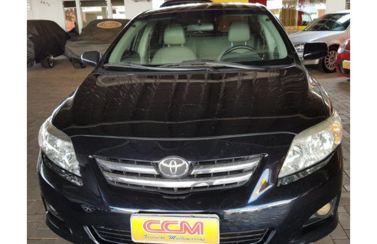 Toyota Corolla 1.8 Dual VVT GLi Multi-Drive (Flex) - Foto #6