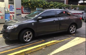Toyota Corolla Sedan 1.8 Dual VVT-i GLI (aut) (flex) - Foto #5
