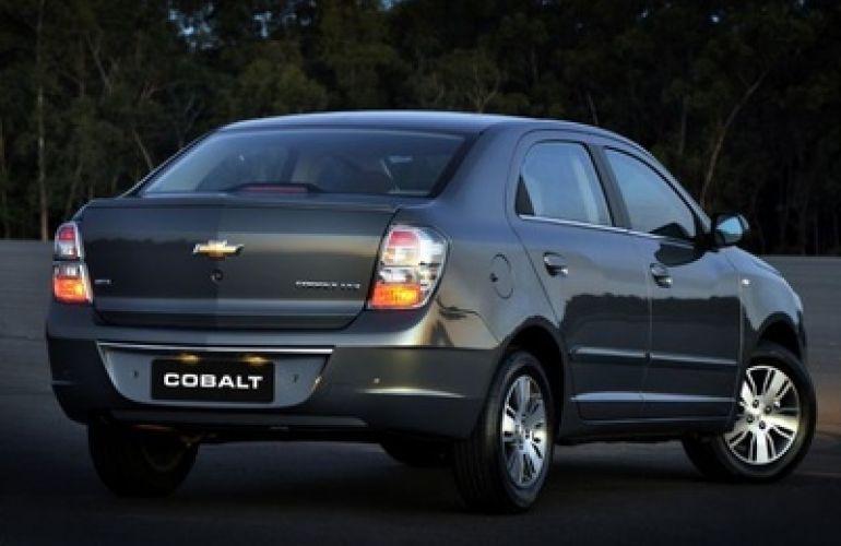 Chevrolet Cobalt LTZ 1.8 8V (Aut) (Flex) - Foto #4