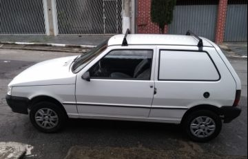 Fiat Uno Furgão Fire 1.3 (Flex)