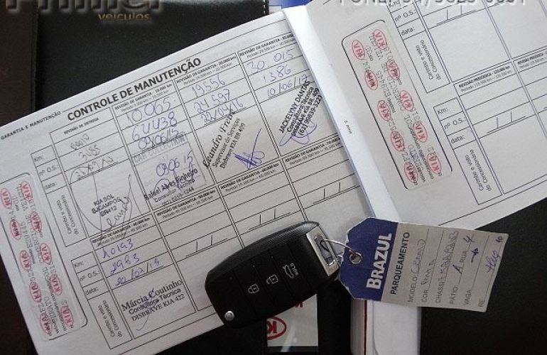Kia Cerato 1.6 16V Flex - Foto #8