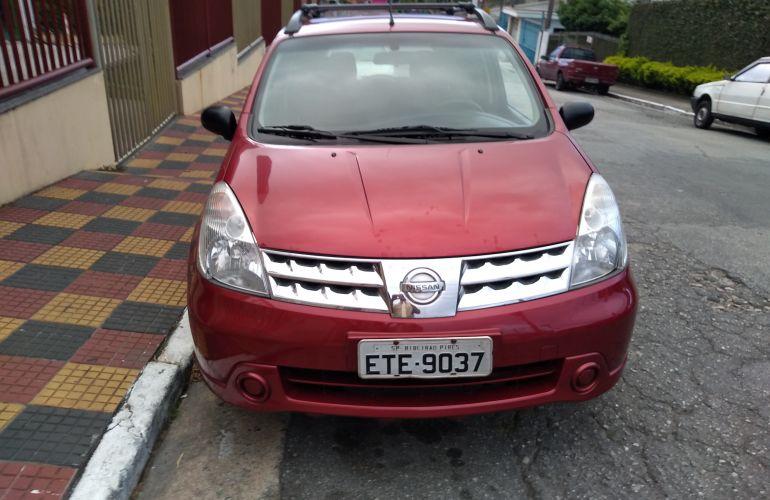 Nissan Livina SL 1.6 16V (flex) - Foto #1