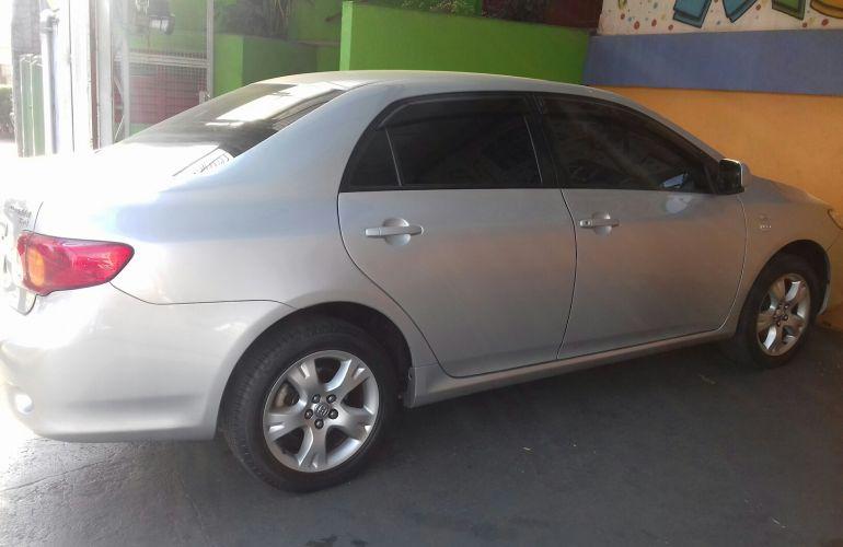 Toyota Corolla Sedan GLi 1.8 16V (flex) - Foto #5