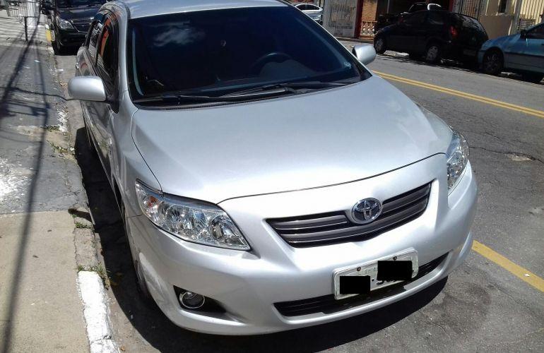 Toyota Corolla Sedan GLi 1.8 16V (flex) - Foto #9