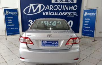 Toyota Corolla Sedan XEi 2.0 16V (flex) (aut) - Foto #4