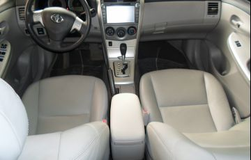 Toyota Corolla Sedan 1.8 Dual VVT-i GLI (aut) (flex) - Foto #3