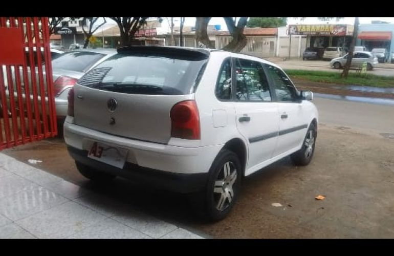 Volkswagen Gol City 1.0 (G4) (Flex) - Foto #7