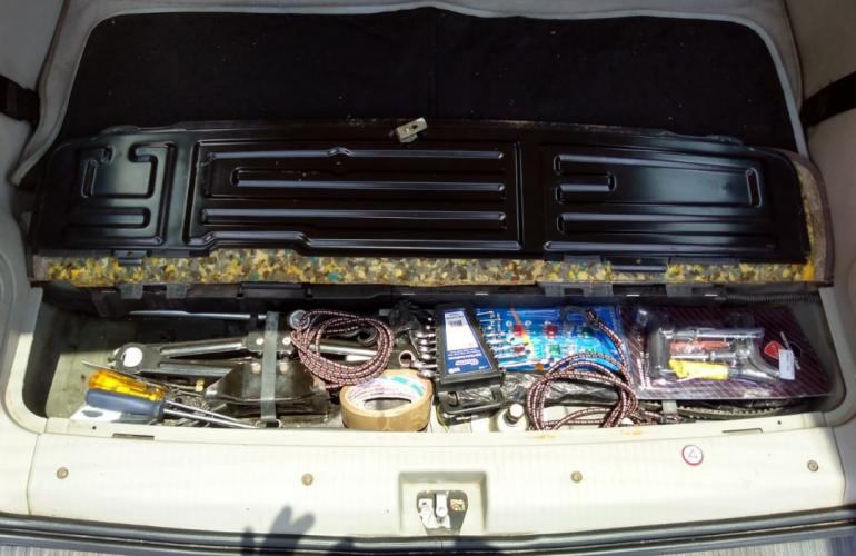 Chevrolet Zafira 2.0 8V - Foto #10