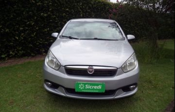 Fiat Grand Siena Evo Attractive 1.4 8V (Flex) - Foto #1