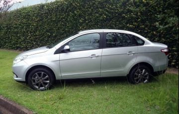 Fiat Grand Siena Evo Attractive 1.4 8V (Flex) - Foto #4