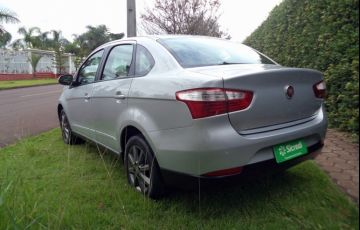 Fiat Grand Siena Evo Attractive 1.4 8V (Flex) - Foto #5