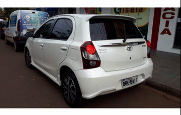 Toyota Etios Platinum 1.5 (Flex) (Aut) - Foto #9