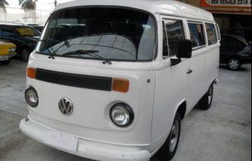 Volkswagen Kombi Standard 1.5 8V - Foto #2