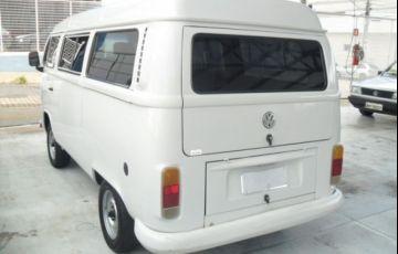 Volkswagen Kombi Standard 1.5 8V - Foto #8