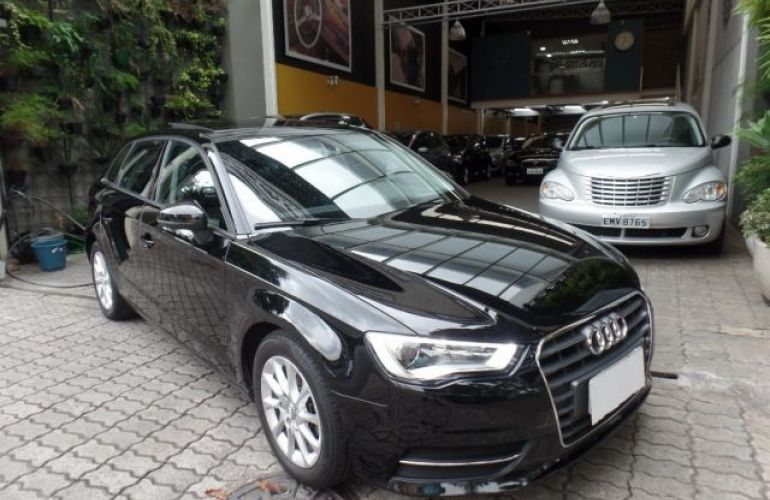 Audi A3 Attraction S-tronic 1.4 16V - Foto #1