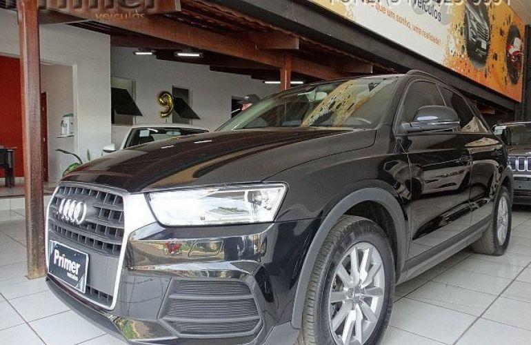 Audi Q3 Attraction 2.0 Turbo FSI - Foto #1