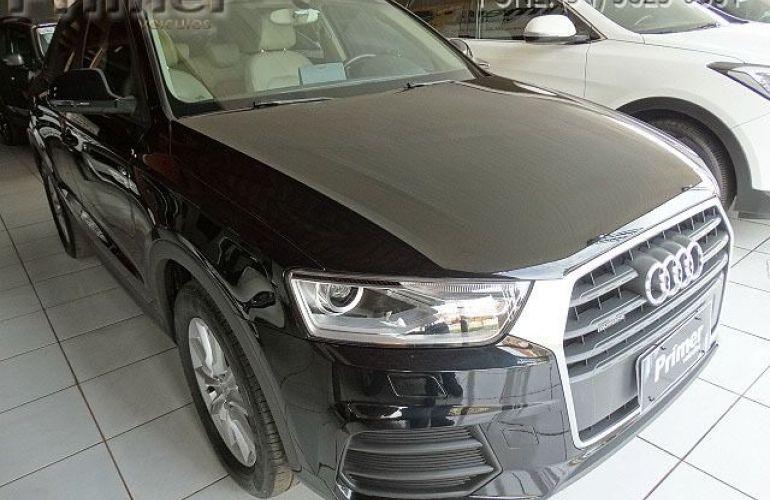 Audi Q3 Attraction 2.0 Turbo FSI - Foto #2