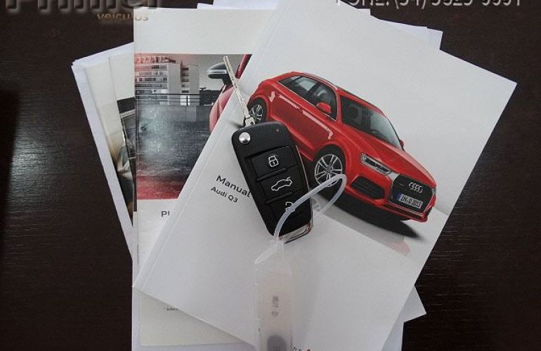 Audi Q3 Attraction 2.0 Turbo FSI - Foto #8