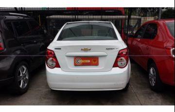 Chevrolet Sonic Sedan LT (Aut) - Foto #5