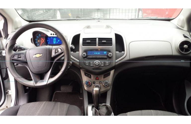 Chevrolet Sonic Sedan LT (Aut) - Foto #6