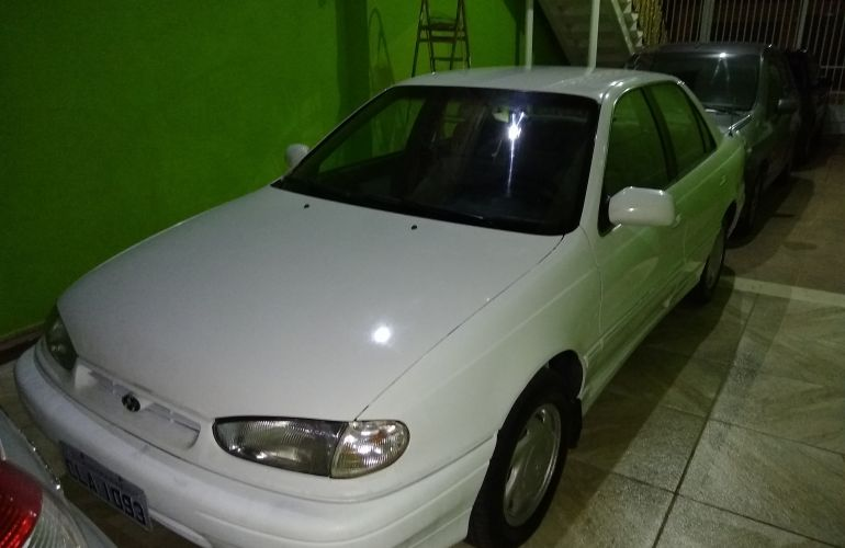 Hyundai Elantra Sedan GLS 1.6 - Foto #3