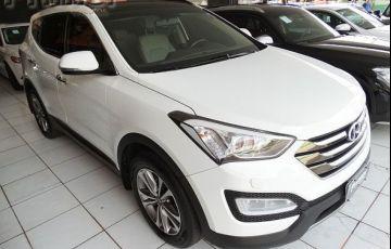 Hyundai Santa Fé 3.3 DOHC V6 24V