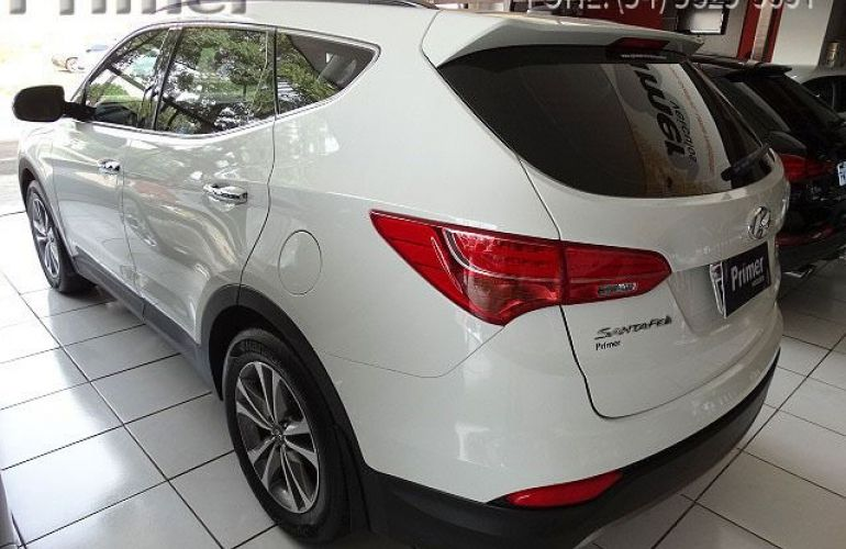 Hyundai Santa Fé 3.3 DOHC V6 24V - Foto #3