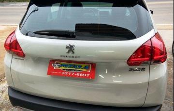 Peugeot 2008 Griffe 1.6 16V (Aut) (Flex) - Foto #4
