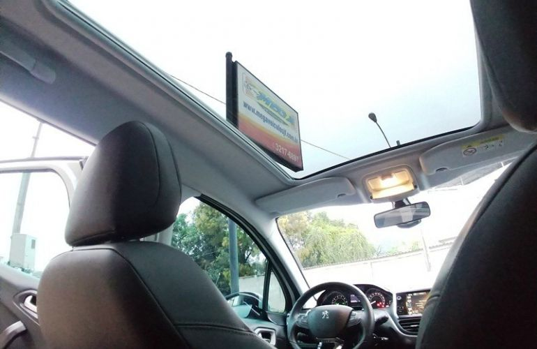 Peugeot 2008 Griffe 1.6 16V (Aut) (Flex) - Foto #6