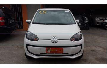 Volkswagen Up! 1.0 12v E-Flex black up! - Foto #1