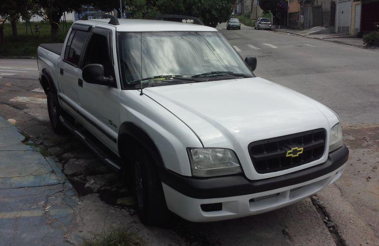Chevrolet S10 STD 4x2 2.4 MPFi (Cab Dupla) - Foto #2