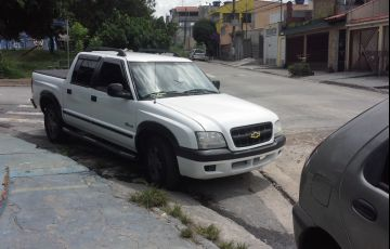 Chevrolet S10 STD 4x2 2.4 MPFi (Cab Dupla) - Foto #1