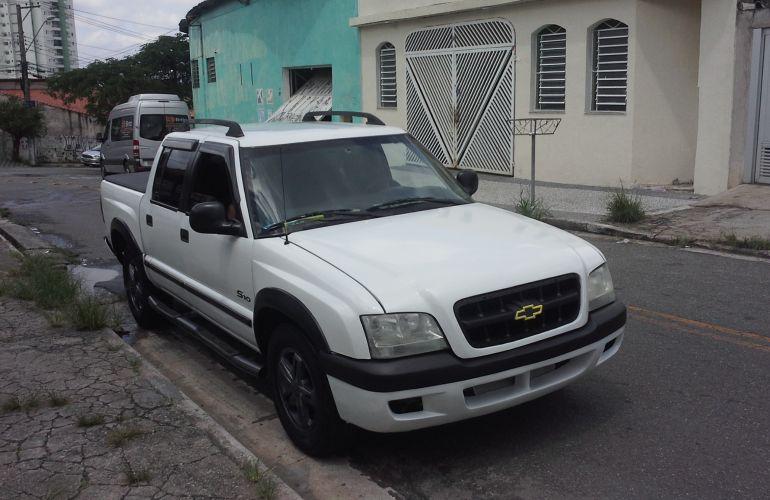 Chevrolet S10 STD 4x2 2.4 MPFi (Cab Dupla) - Foto #4