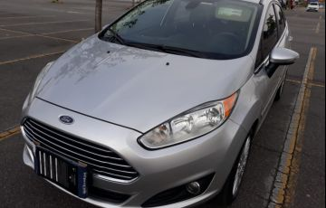 Ford New Fiesta Sedan 1.6 Titanium PowerShift (Flex)