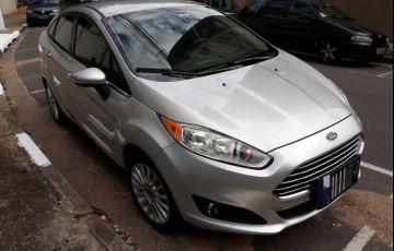 Ford New Fiesta Sedan 1.6 Titanium PowerShift (Flex) - Foto #3