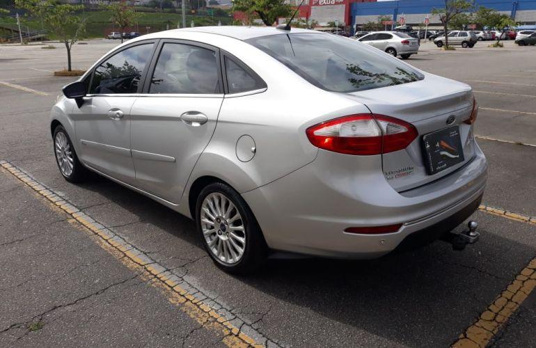 Ford New Fiesta Sedan 1.6 Titanium PowerShift (Flex) - Foto #5