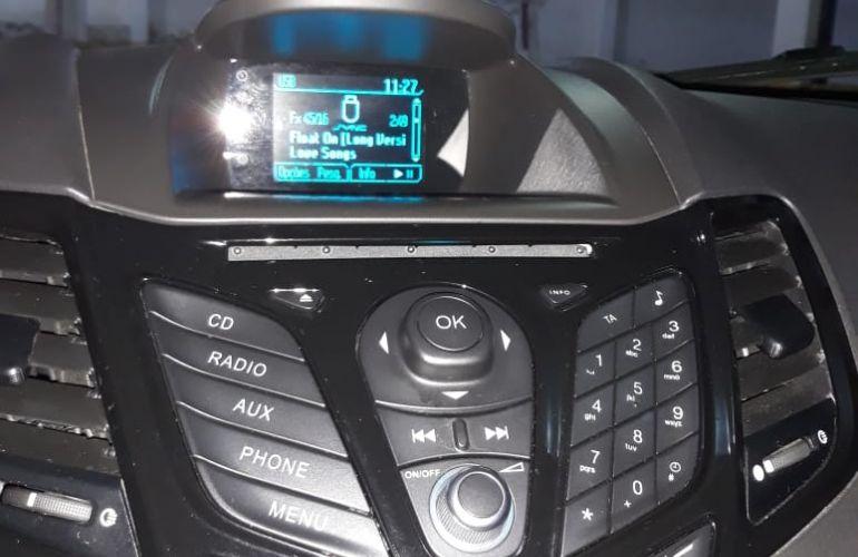Ford New Fiesta Sedan 1.6 Titanium PowerShift (Flex) - Foto #8