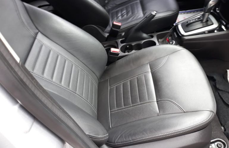 Ford New Fiesta Sedan 1.6 Titanium PowerShift (Flex) - Foto #9
